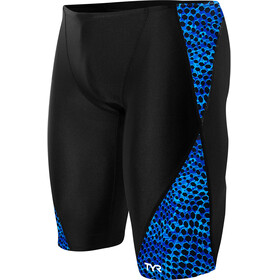 TYR Swarm Blade Bathing Trunk Men blue/black
